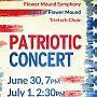 FMSO Patriotic Concert @ Trietsch UMC | Flower Mound | Texas | United States